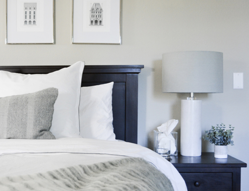 Cambridge Master Bedroom